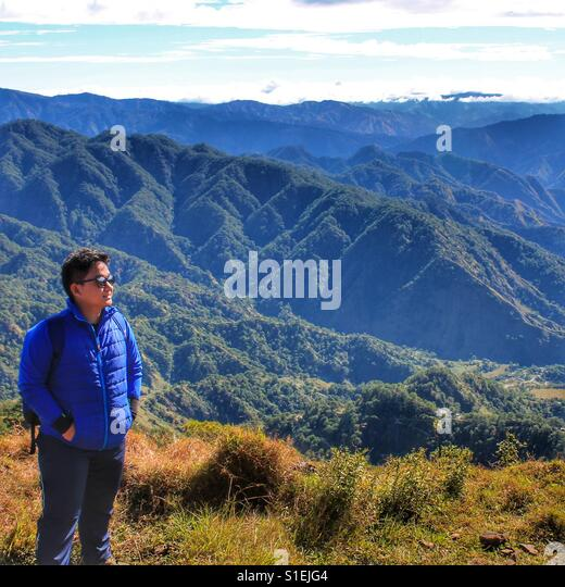 Mount Ulap - Stock Image