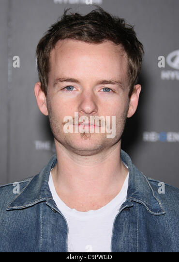 CHRISTOPHER MASTERSON RE:GENERATION MUSIC PROJECT. WORLD PREMIERE HOLLYWOOD LOS ANGELES CALIFORNIA USA 09 February - Stock Image