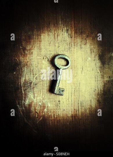 Old key - Stock-Bilder