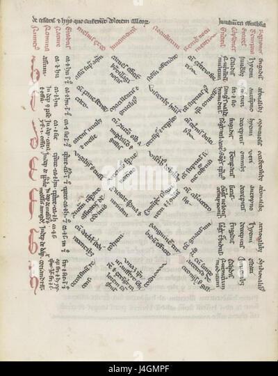 Taquinum sanitatis 38 1 - Stock Image