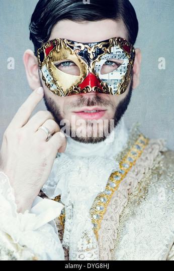 casanova maske