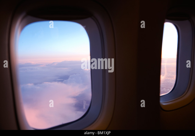 Above the sky - Stock Image