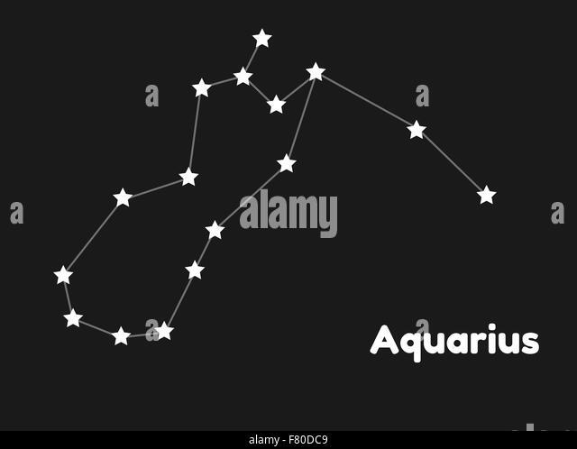Aquarius Constellation Stock Photos & Aquarius ...