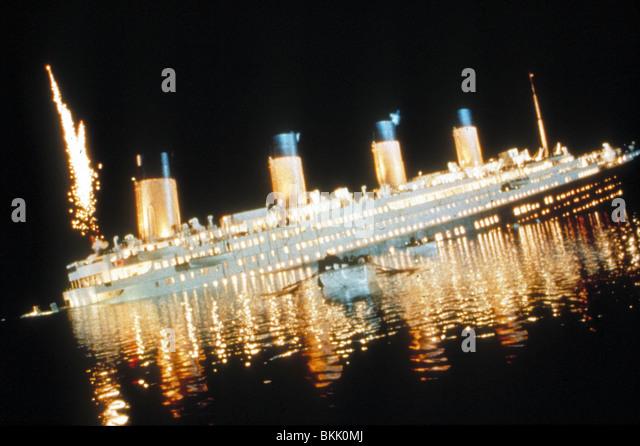 TITANIC -1997 - Stock-Bilder