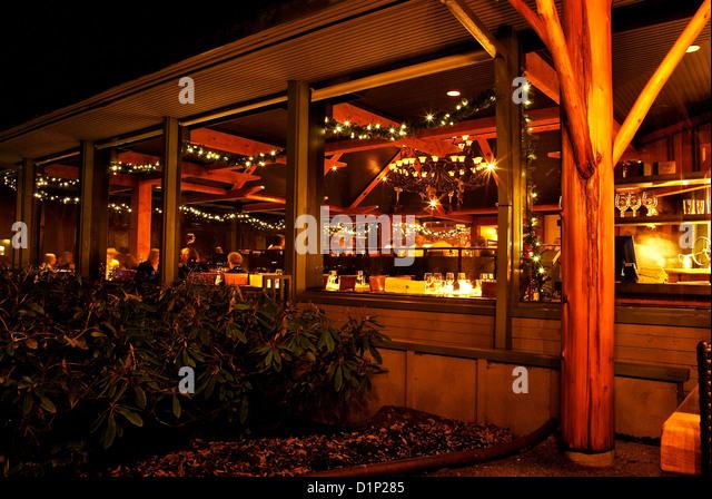 Queen Elizabeth Park Seasons Restaurant