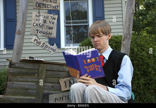 D.C. PIERSON MYSTERY TEAM (2009) - Stock Image