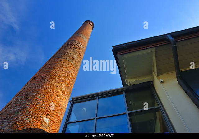 Old and new - Stock-Bilder