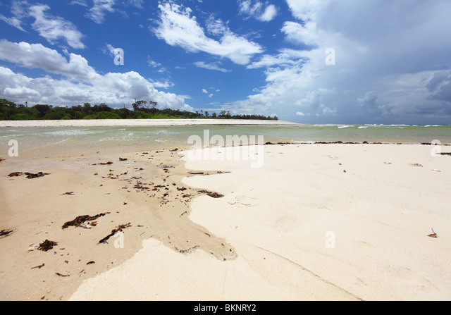 Kenya, Mombasa, Africa, Diani beach, Indian Ocean, beginning of Congo River, Ukunda - Stock-Bilder