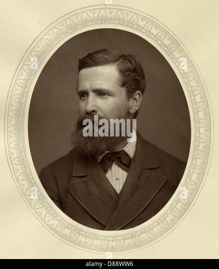 Verney Lovett Cameron - Stock Image