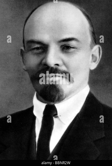 A biography of vladimir ilyich lenin a russian politician