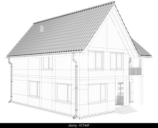 3d drawing building stock photos 3d drawing building stock images alamy 3d building drawing