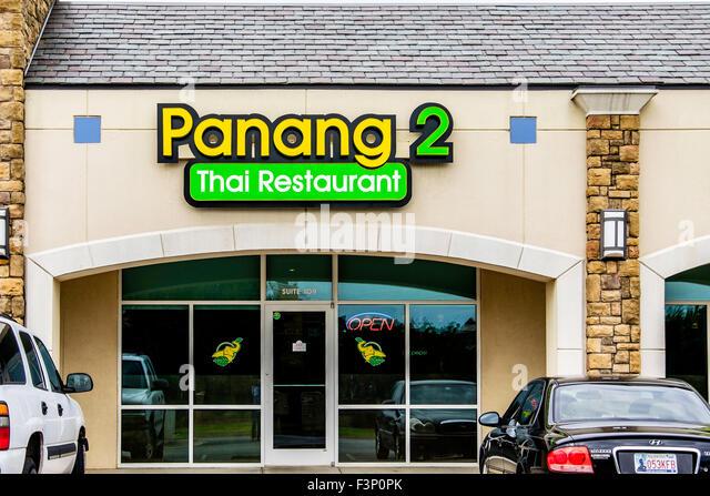 Panang Thai Restaurant Oklahoma City