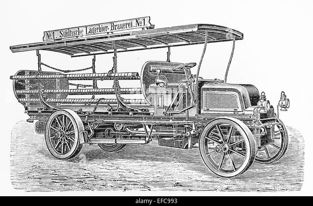 Transportation in early 20th century stock photos for 20th century motor company