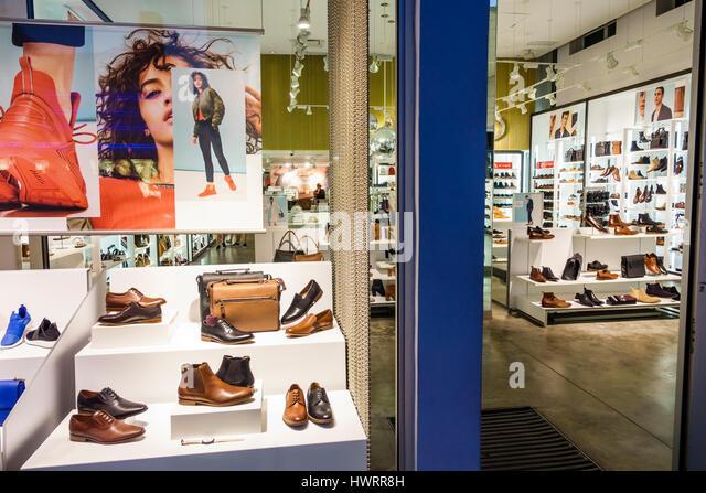 Shoe Stores Downtown Miami