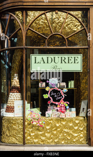 Laduree Cafe London