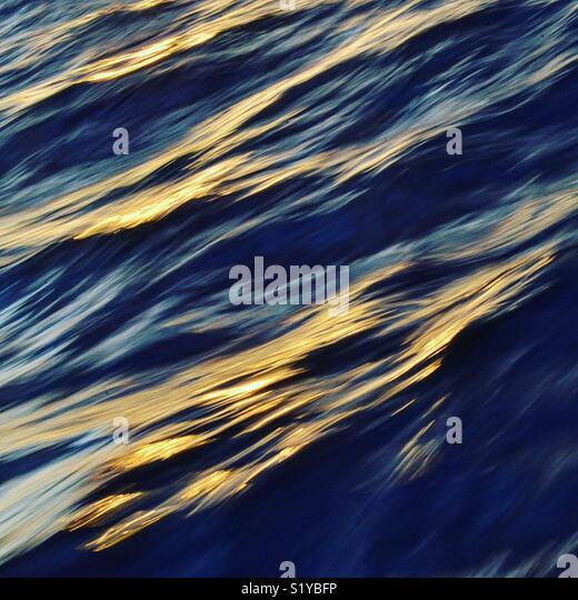 Ocean sailing - Stock Image