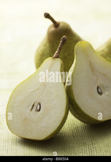 European Pear - Stock Image