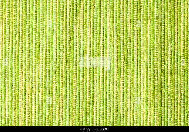 texture of green placemat - Stock-Bilder