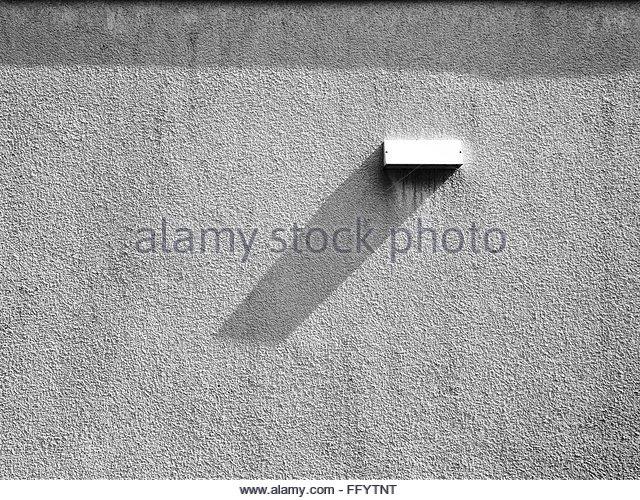 Light On Concrete Wall - Stock-Bilder