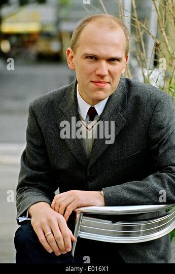 Thomas Boehm, 2002 - Stock-Bilder