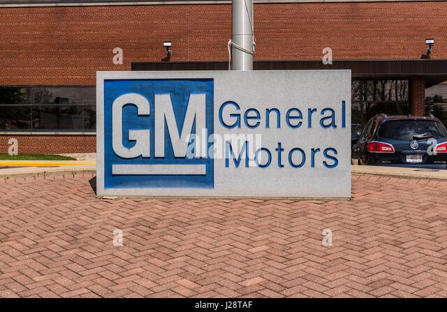general motors logo stock photos general motors logo. Black Bedroom Furniture Sets. Home Design Ideas