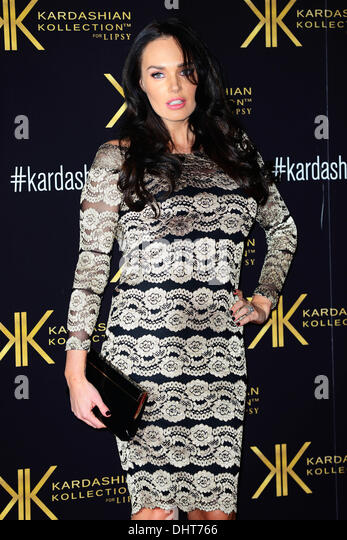 London UK 14th Nov 2013 : Tamara Ecclestone attends the launch party for the Kardashian Kollection for Lipsy at - Stock Image