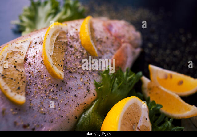 how to prepare fresh trout