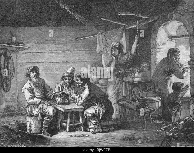 History of serfdom