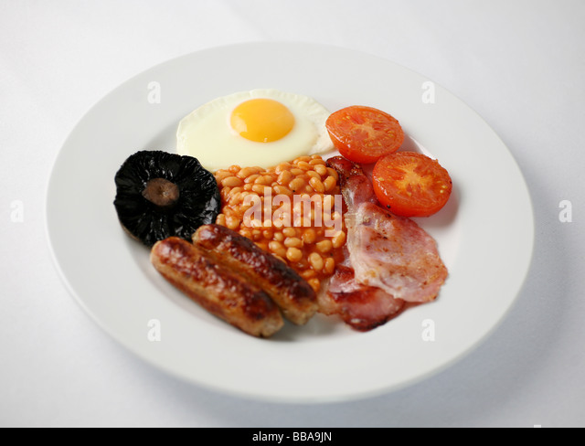 A full english Breakfast - Stock Image
