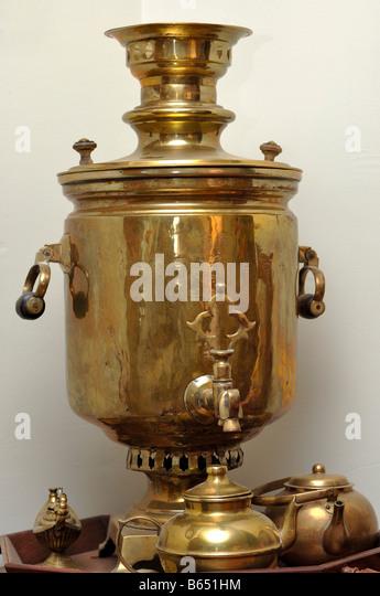 tea urn stock photos tea urn stock images alamy. Black Bedroom Furniture Sets. Home Design Ideas