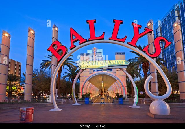 ballys hotel and casino las vegas nevada
