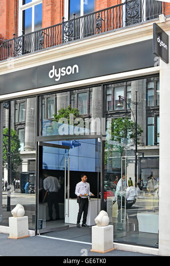 how to buy dyson stock