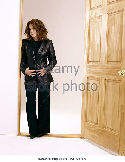 STOCKARD CHANNING BEHIND THE RED DOOR (2003) - Stock Image