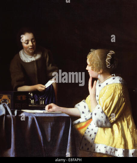 the love letter letter johannes vermeer stock photos amp letter 1665