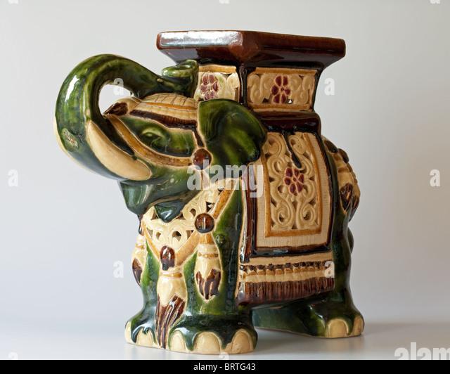Elephant Ornament Stock Photos & Elephant Ornament Stock