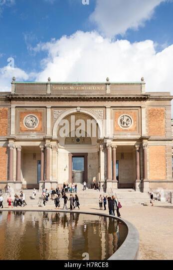 denmarks national gallery statens museum for kunst
