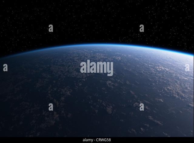 Atmosphere - Stock Image