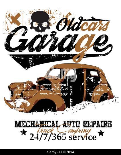 Auto vintage stock photos auto vintage stock images alamy for Garage auto lyon 7