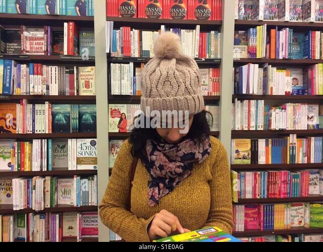 Books & reader - Stock-Bilder