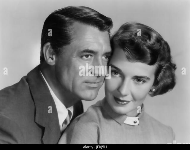ROOM FOR ONE MORE 1952 Warner Bros film with Betsy Drake and Cary Grant - Stock-Bilder