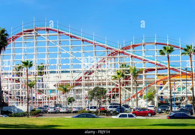 Amusement Park Entrance Usa Stock Photos Amusement Park