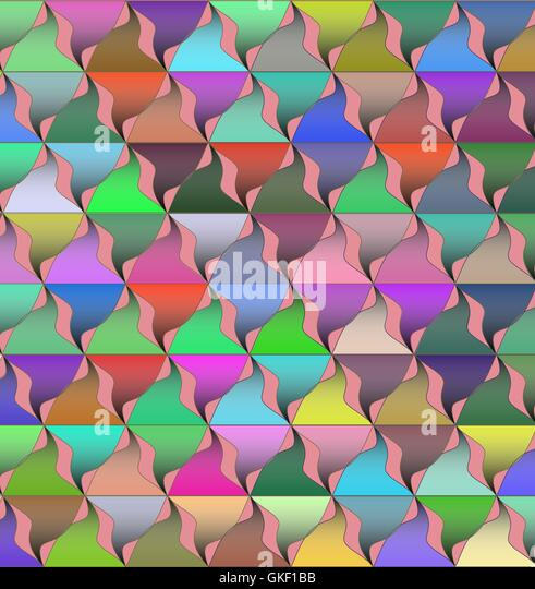 Vector background with colorful lights - Stock-Bilder