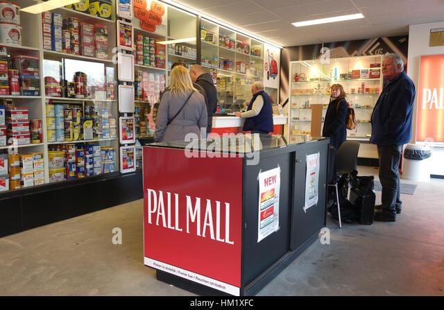 New Jersey cigarettes Marlboro price brand