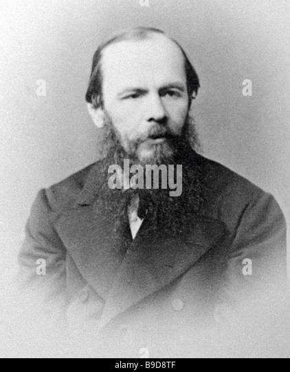Dostoyevsky, Fyodor 1821-1881