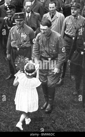 Adolf Hitler Children Stock Photos & Adolf Hitler Children ...