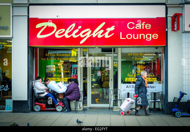 Delight Kebab Cafe London