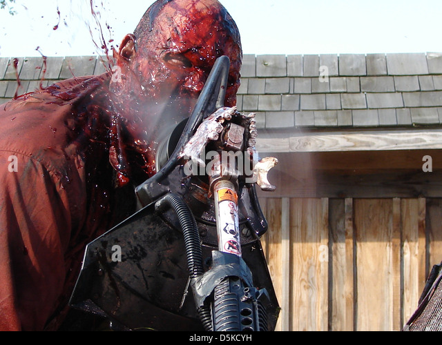 ZOMBIE BONG OF THE DEAD (2011) - Stock Image