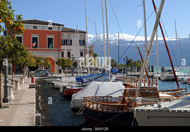 Hotels Gargnano Gardasee Italien