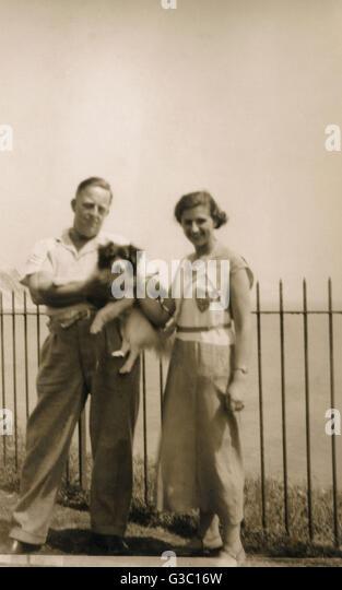 1930s Couple Stock Photos Amp 1930s Couple Stock Images Alamy