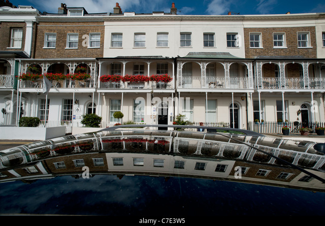 Built 1791 stock photos built 1791 stock images alamy for 1 royal terrace southend on sea